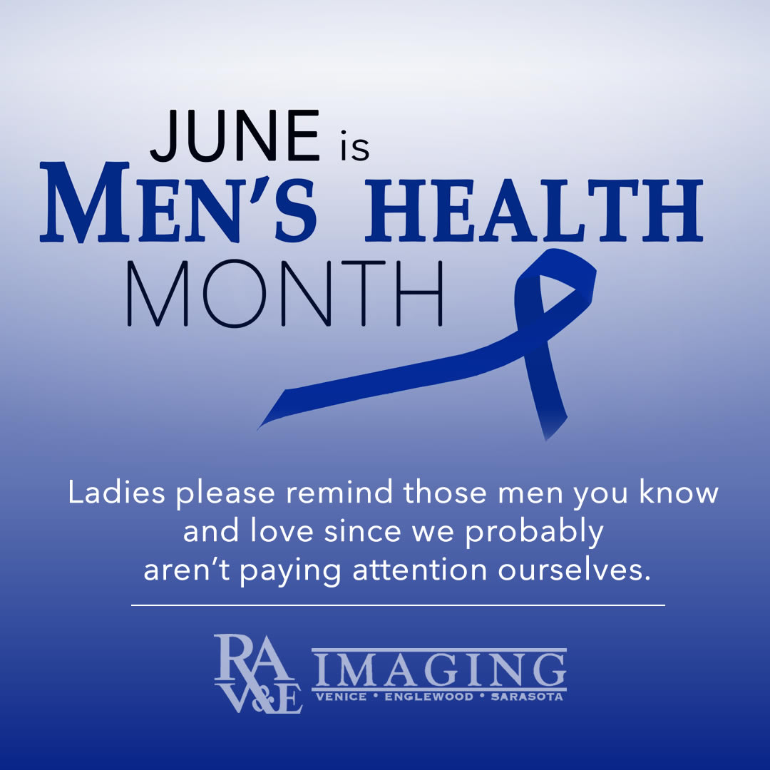 June Men's Health Month