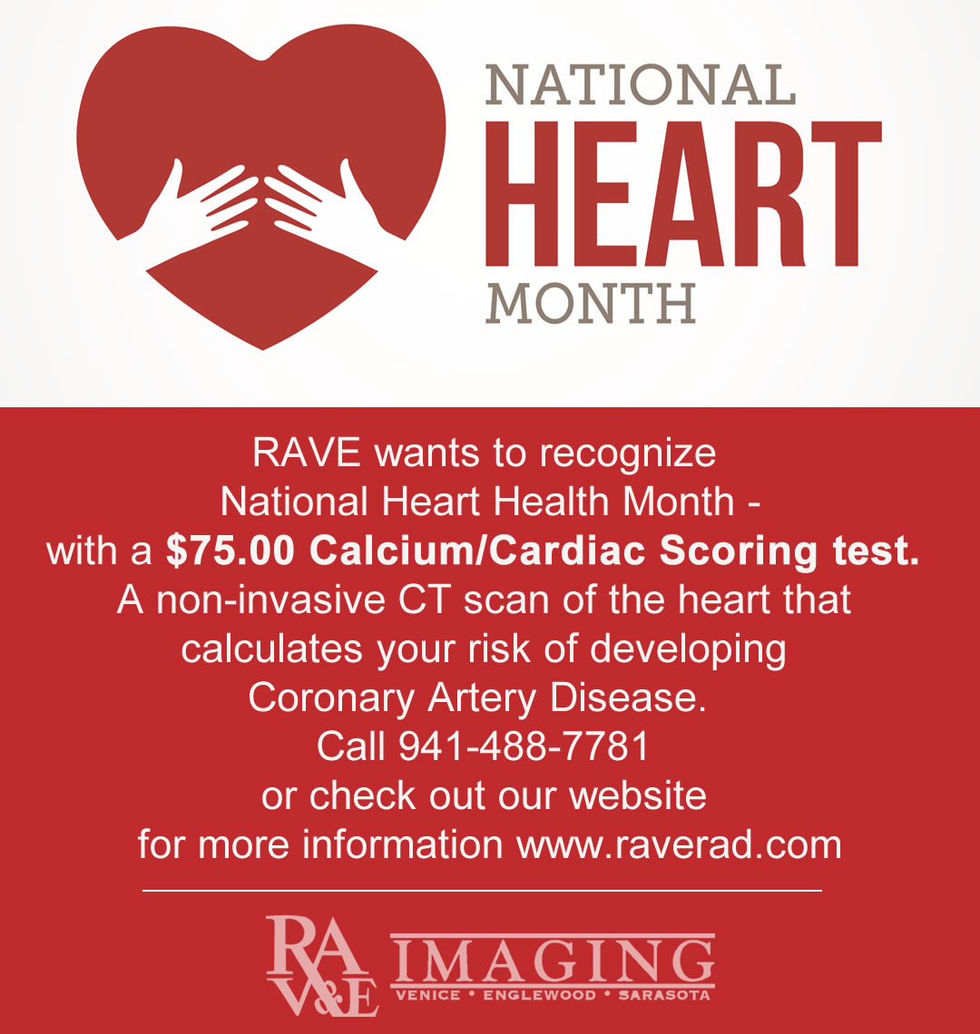 National Heart Month February 2020